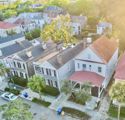 Charleston Multi Family Home For Sale: 107 Alexander Street #A, B, C