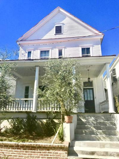 Single Family Home For Sale: 107 Alexander Street