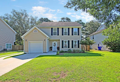Johns Island Single Family Home For Sale: 1503 Thoroughbred Boulevard