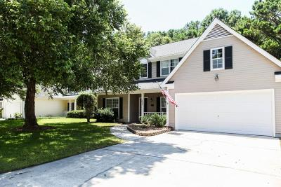 Single Family Home Contingent: 1834 Falling Creek Circle