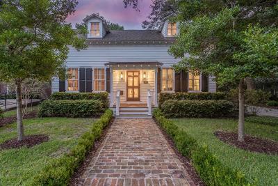 Single Family Home For Sale: 616 Pitt Street