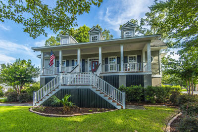 Single Family Home For Sale: 373 Shadowmoss Parkway