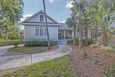 Isle Of Palms Single Family Home For Sale: 34 Hidden Green Lane