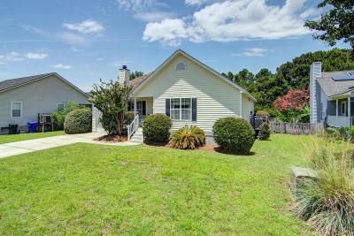Seaside Plantation Single Family Home Contingent: 1092 Old Battery Circle