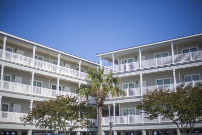 Folly Beach Attached Contingent: 2393 Folly Road #2-R