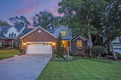 North Charleston, West Ashley Single Family Home Contingent: 8620 Woodland Walk