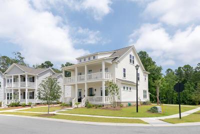 Mount Pleasant Single Family Home For Sale: 1529 Bourne Crsg