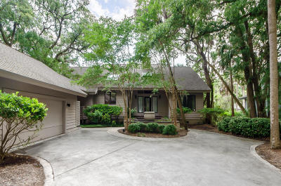 Kiawah Island Single Family Home For Sale: 193 Ryder Cup Court