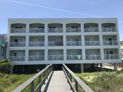 Isle Of Palms Attached For Sale: 1126 Ocean Boulevard #301