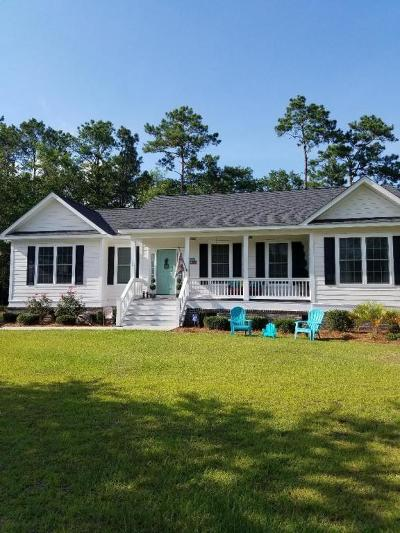 Walterboro Single Family Home For Sale: 110 Watershed Court