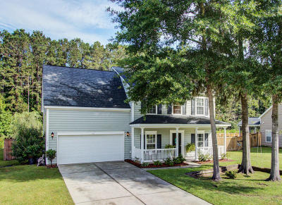 Charleston Single Family Home Contingent: 1417 Ashley Gardens Boulevard