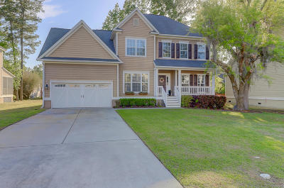 Charleston Single Family Home For Sale: 1226 White Tail Path Path