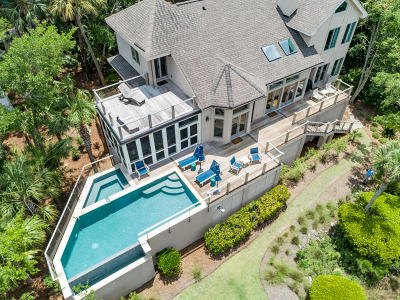 Kiawah Island Single Family Home For Sale: 128 Spartina Court
