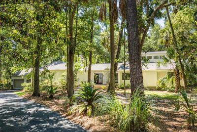 Johns Island Single Family Home For Sale: 2932 Capn Sams Road