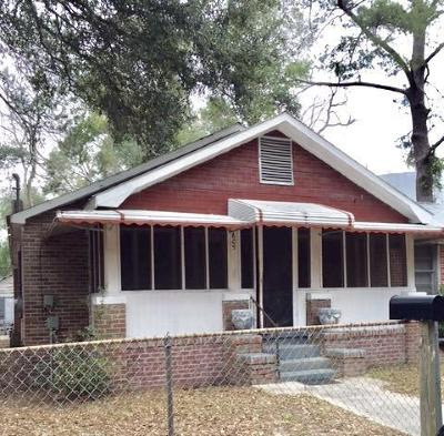 Walterboro Single Family Home For Sale: 603 Gruber Street