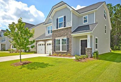 Moncks Corner Single Family Home For Sale: 182 Blackwater Way