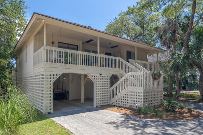 Edisto Beach SC Single Family Home For Sale: $439,000
