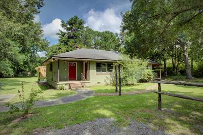 Single Family Home Contingent: 1950 Old Parsonage Road