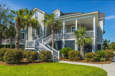 Mount Pleasant Single Family Home For Sale: 2610 Kiln Creek Circle