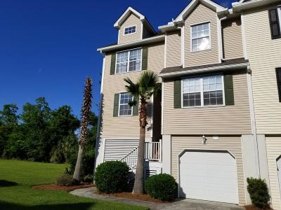 Johns Island Attached For Sale: 111 Winding River Drive