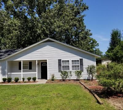 Single Family Home Contingent: 823 Corral Drive