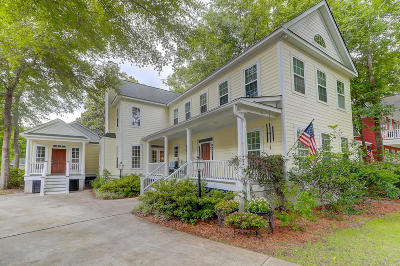Single Family Home For Sale: 1113 Sea Island Crossing Lane