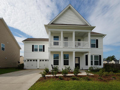 Moncks Corner Single Family Home For Sale: 1169 Moss Grove Drive