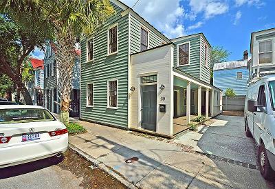 Single Family Home For Sale: 39 Bogard Street