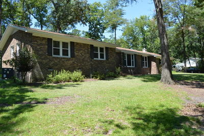 Walterboro Single Family Home Contingent: 117 Mystic Lane