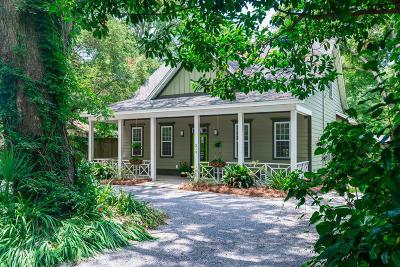 Single Family Home For Sale: 213 Hinson Avenue