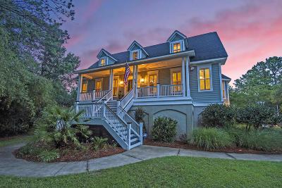 Single Family Home For Sale: 3704 Hidden Marsh Road