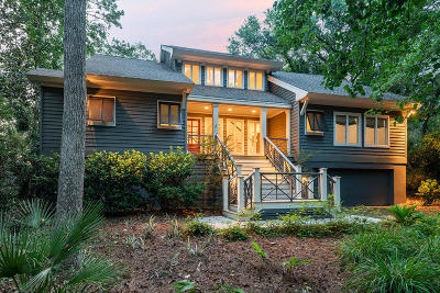 Single Family Home For Sale: 534 Oyster Rake