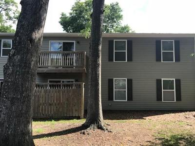 Charleston County Attached For Sale: 1402 Camp Road #8h