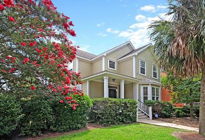 Daniel Island Single Family Home For Sale: 954 Crossing Street