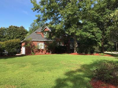 North Charleston, West Ashley Single Family Home For Sale: 4211 Persimmon Woods Drive