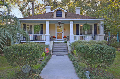 Summerville Single Family Home For Sale: 400 W Doty Avenue