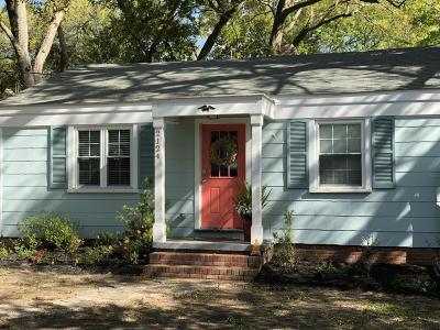 Single Family Home Contingent: 2124 Edisto Avenue