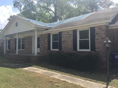 North Charleston Single Family Home For Sale: 3435 Pinoca Lane