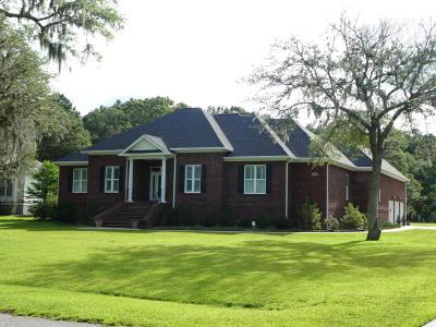 Johns Island Single Family Home For Sale: 4037 Gift Boulevard