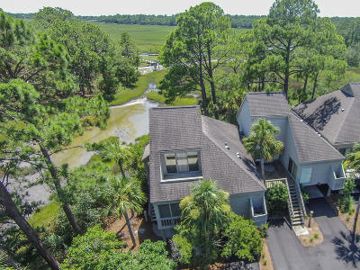 Seabrook Island Single Family Home For Sale: 1507 Marsh Haven