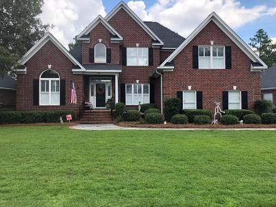 Summerville Single Family Home For Sale: 137 Amen Corner