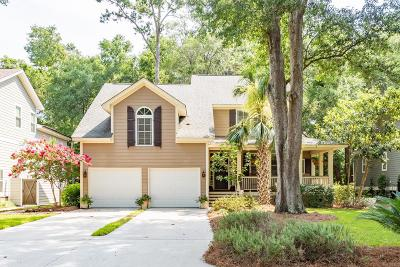 Charleston Single Family Home For Sale: 752 Canopy Cove