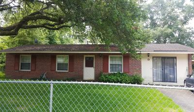 Goose Creek Single Family Home Contingent: 9 Westfield Avenue