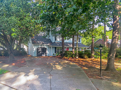 Mount Pleasant Single Family Home For Sale: 2051 Infantry Drive