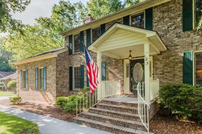 Goose Creek Single Family Home Contingent: 123 Queensbury Circle