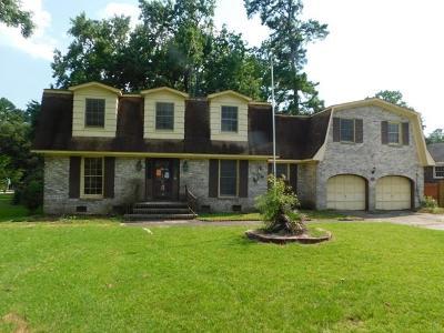 Single Family Home For Sale: 25 Sorento Boulevard