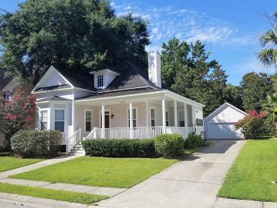 Single Family Home For Sale: 419 Rhett Butler Drive