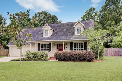 Single Family Home For Sale: 45 S Basilica Avenue