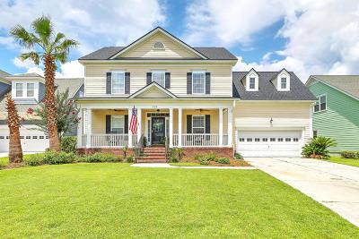 Legend Oaks Plantation Single Family Home For Sale: 123 Marshside Drive