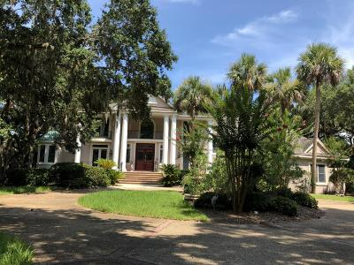Seabrook Island Single Family Home For Sale: 2405 The Bent Twig
